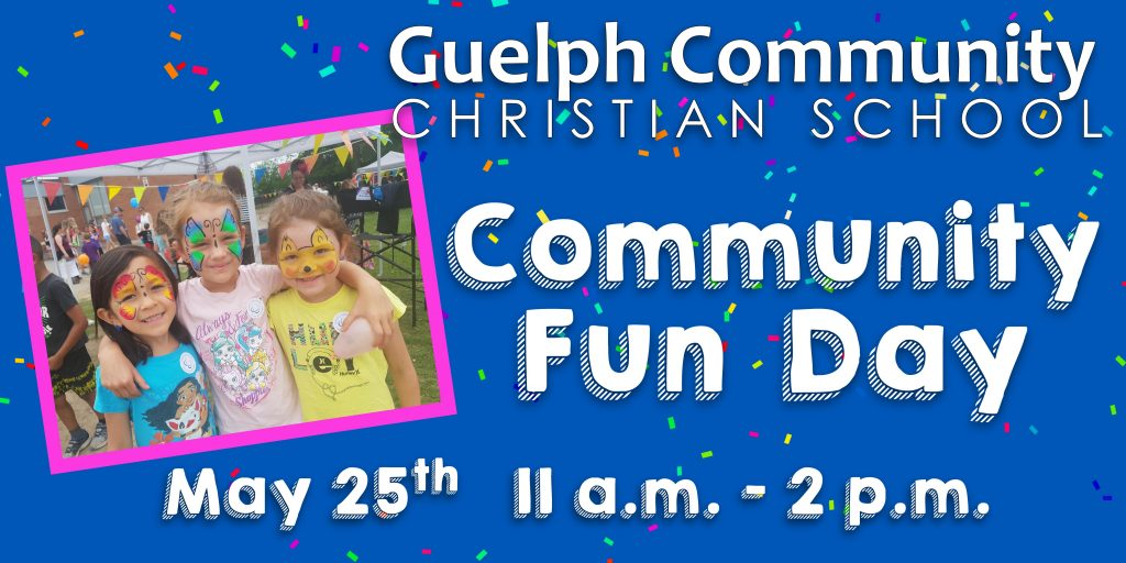 Community Fun Day Webpage Image