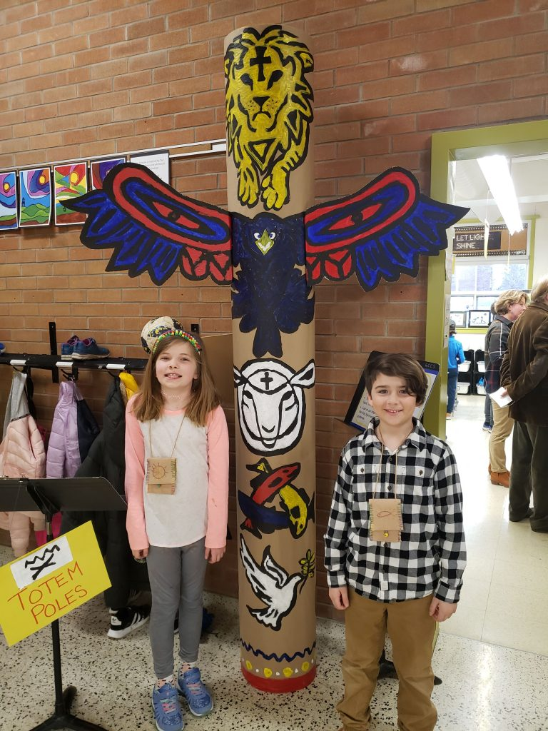 Grade 4P: Wonder: Aboriginal Communities in Canada