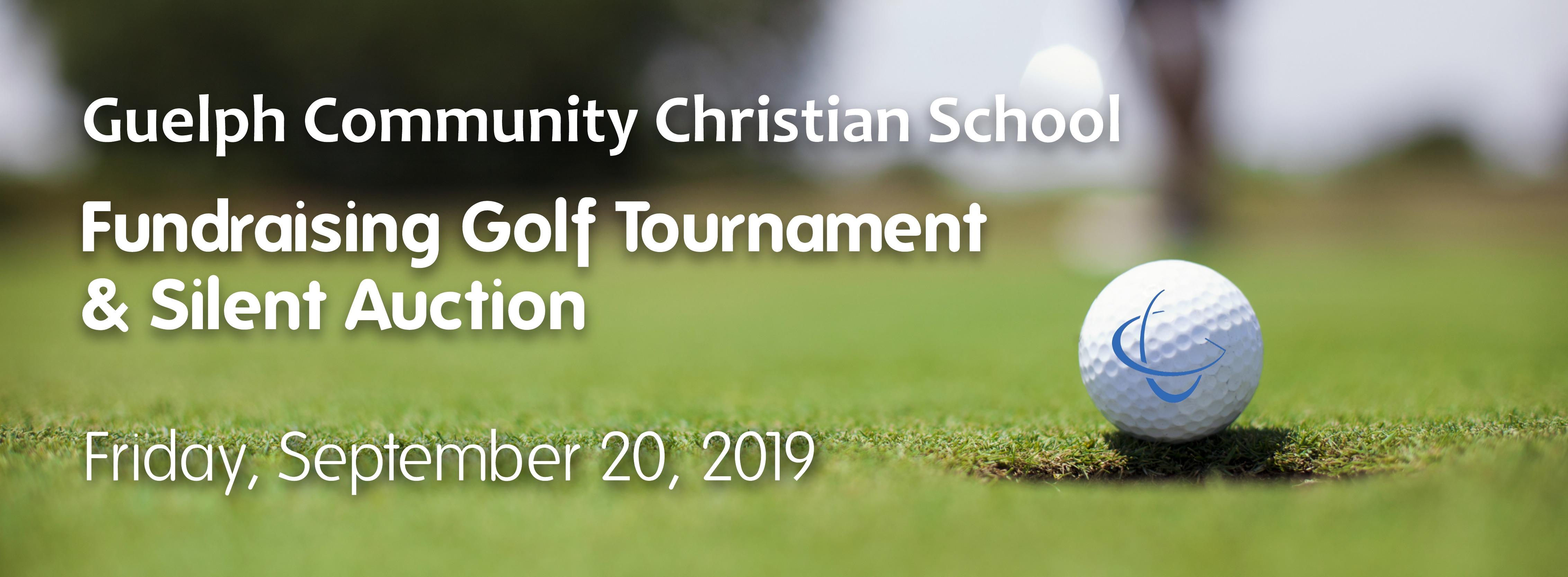 Golf Tournament Website 2019