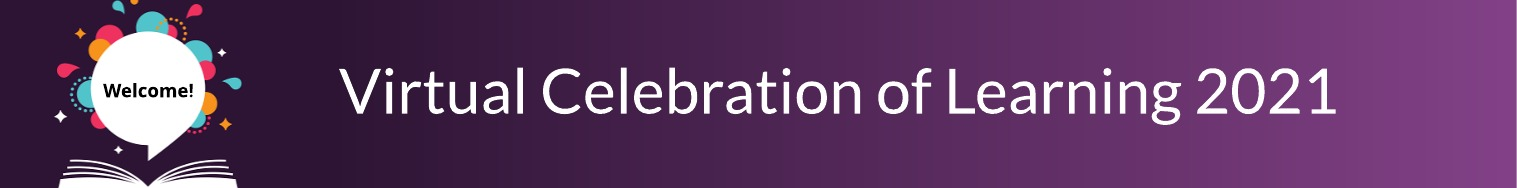 Celebration of Learning Banners - Untitled Page